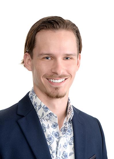 Evan Baehler-Lacroix, CRHA